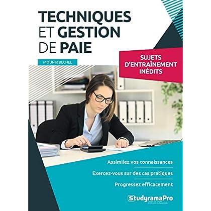 Techniques et gestion de paie