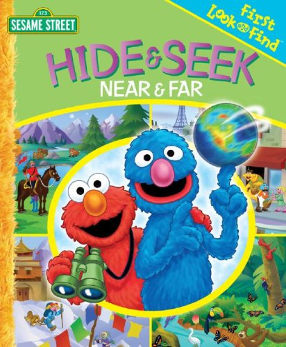 My First Look and Find Elmo and Gro