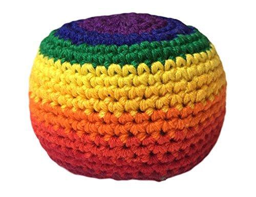 nuovo-1x-hacky-sack-calci-gioco-della-palla-puntaspilli-stress-guarigione-arcobaleno-commercio-equo-