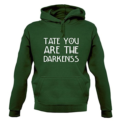 tate-you-are-unisex-sweat-pull-vert-fonce-m