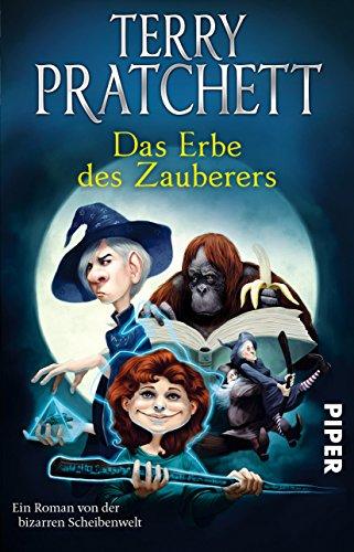 Download Das Erbe des Zauberers: Ein Roman von der bizarren Scheibenwelt
