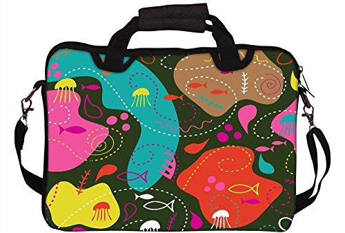 snoogg-sea-world-motif-vert-432-cm-442-cm-ordinateur-portable-ordinateur-portable-netbook-sac-a-band