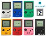 GameBoy Classic Pocket (Farbe nach Wahl) + GRATIS SPIEL -