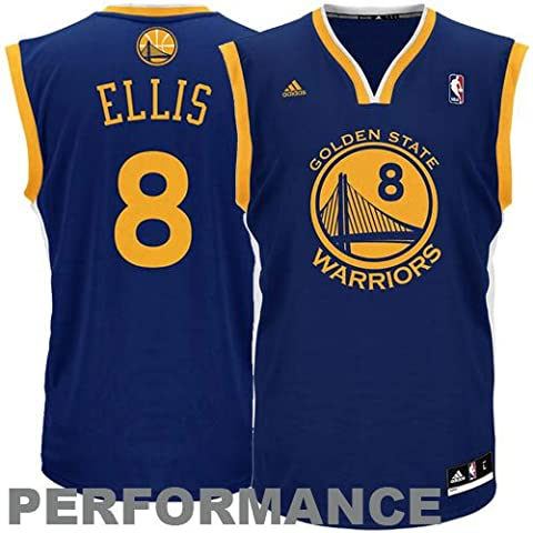 Kevin Durant Golden State Warriors NBA Youth Jeunes Adidas Replica