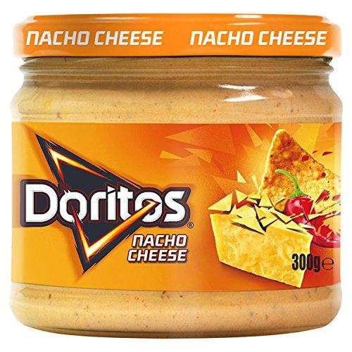 Doritos Dip Sauce NACHO CHEESE 300g (Britische Kartoffel-chips)