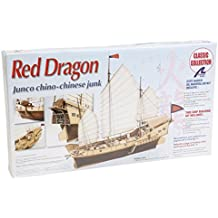 Latina Barco Red Dragon - Clas