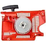 45cc 52cc 58cc motosierra partes único Recoil Asamblea Pull Starter motosierra piezas de repuesto para China motosierra 4500/5200/5800