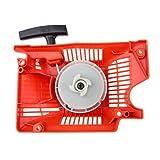 45cc 52cc 58CC motosega parti singolo Recoil Pull Starter Assembly Chainsaw ricambi per motosega cinese 4500/5200/5800