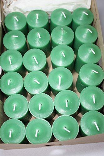 Enlightened Ambiente 24Fresh Green Tea Party Hoch Duft Votiv Kerzen