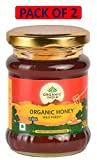 Organic India Organic Wild Forest Honey 250g ( Pack of 2 )