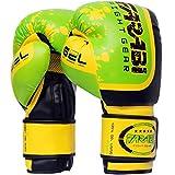 Farabi boxing MMA Muay Thai Training Fighting Kickboxing Punching Sparring Bag Gloves