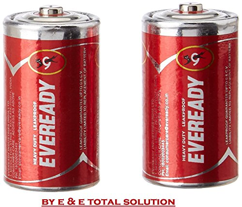 D Size EVEREADY 1050 R20 [ A PACK OF 8 NO'S ] A 100% Genuine Online Selling Product
