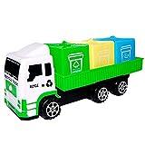 Vovotrade Hygiene Auto Spielzeug LKW fantasiereiches Spiel Spielzeug für die Verbesserung der Feinen Spielwaren für Kinder 16cm*6cm*7cm (Grün)