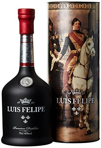 Luis Felipe Gran Reserva 60 Años mit Geschenkverpackung (1 x 0.7 l)
