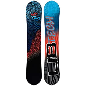 LIB Tech Herren Freestyle Snowboard Skate Banana BTX 159W 2019