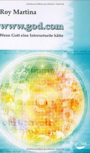 Preisvergleich Produktbild www.god.com: Wenn Gott eine Internetseite hätte