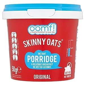 Oomf! Skinny Oats Porridge Original (50g)