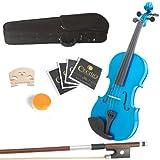 Mendini MA-Blue Viola mit Koffer