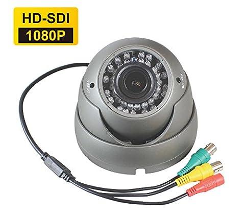 SKYVIEW HD-SDI 1080P 2. 8-12mm Varifocal Lens & 36 IR