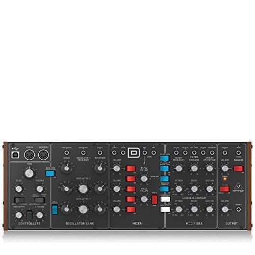 Behringer Synthesizer (Modell D)