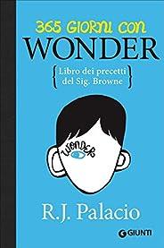 365 giorni con Wonder. Libro dei precetti del Sig. Browne