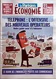 Telecharger Livres PARISIEN ECONOMIE LE du 27 11 2006 TRAVAILLER DANS UN CENTRE D APPELS TELEPHONE L OFFENSIVE DES NOUVEAUX OPERATEURS NOTRE GUIDE POUR S Y RETROUVER DOSSIER EMPLOI LE BOOM DE L IMMOBILIER PROFITE AUX COMMERCIAUX (PDF,EPUB,MOBI) gratuits en Francaise