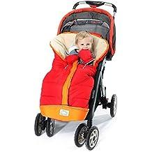 Bebé Invierno al aire libre impermeable Sleepsack cochecito saco de dormir manta de hojas de 2