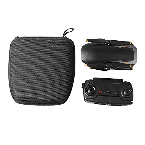 PENIVO Caja de protección portátil Mavic Air, estuche de transporte, bolso de nylon de aviones Drone Body + estuche de almacenamiento de control remoto para DJI Mavic Air accesorios