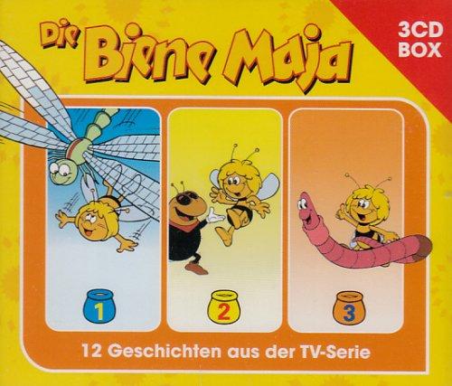 Die Biene Maja, Hörspielbox (3 Audio-CDs)