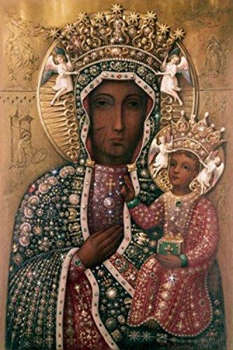 black-madonna-of-czestochowa-icons-jewels-and-precious-stones-poster-print-2032-x-2540-cm