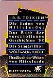 Die Sagen von Mittelerde (4 Bände im Schuber)