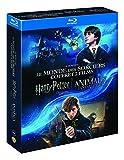 Harry Potter à l'école des Sorciers + Les Animaux Fantastiques - Le mon de des Sorciers de J.K. Rowling - Coffret Blu-Ray