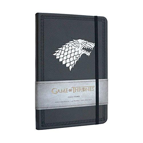 Cuaderno Juego de tronos, casa Stark 3