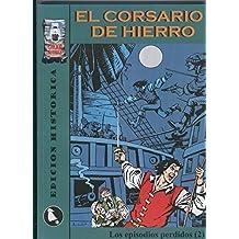 Los Fantasmas album numero 03: El Corsario de Hierro volumen 2