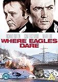 Where Eagles Dare  [1968] [DVD]