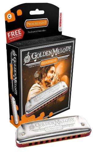 Hohner armónica 542 Golden Melody