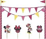 Café Minnie Mouse Cupcake-Ständer