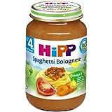 Hipp Spaghetti Bolognese, 6-er Pack (6 x 190 g) - Bio