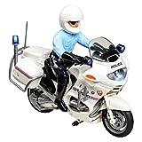 Reibung Motorräder - Polizei - 1/24 Skala