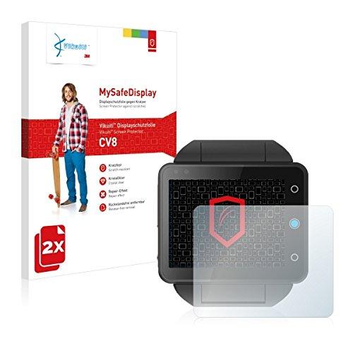 2x Vikuiti MySafeBildschirm CV8 Bildschirmschutz Schutzfolie für Neptune Pine (Ultraklar, strak haftend, versiegelt Kratzer)