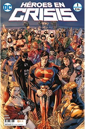 Héroes en Crisis O.C.: Héroes en Crisis núm. 01