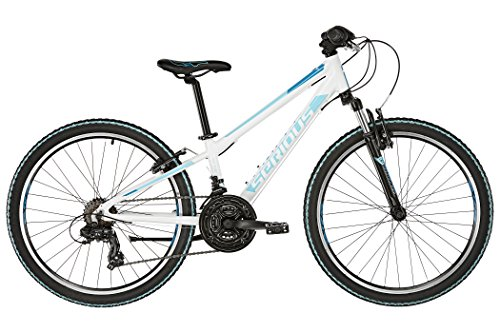 "SERIOUS Rockville 24"" White-Blue 2018 Kinderfahrrad"