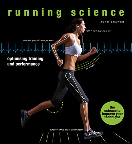 Running Science: Optimizing Training and Performance por John Brewer