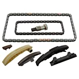 febi bilstein 45735 Timing Chain Kit for camshaft, with sliding rails and chain tensioner, pack of one