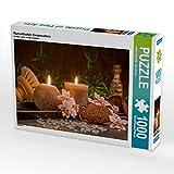 Romantischer Kerzenschein 1000 Teile Puzzle Quer