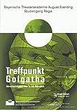 Programmheft Treffpunkt Golgatha. Identitätsspiel von Team.Odradek. Premiere 22. Mai 2008