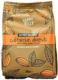 Marchio Amazon - Happy Belly Mandorle intere , 7 x 200 g
