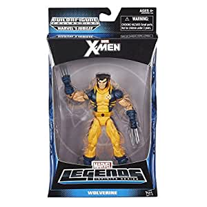 Marvel X-Men Legends Wolverine Action Figurine