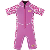 Osprey Infant Shorty Wetsuit for Toddlers with SPF 50+ Sun Protection, 2 mm - Multiple Colours