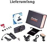 iTracker GS6000-A12 GPS WiFi Autokamera - 5